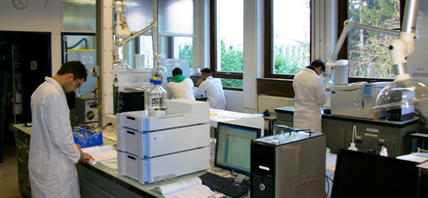 La Plateforme de Chimie Analytique